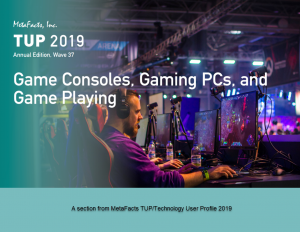 Cover of TUP 2019 Game Consoles, Gaming Chapter