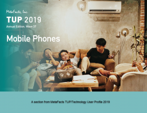 Cover of TUP 2019 Mobile Phones Chapter